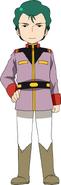 Gundam-san Character 7