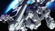 RX-0 Full Armor Unicorn Gundam Plan B (Perfectibility Special Movie 'Unti-L') 02