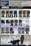 YMS-07A-O Prototype Gouf Mechanical Archives Vol. 2