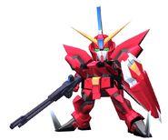 Aegis Gundam Super Robot Wars X-Ω