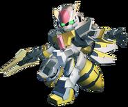Gundam Artemie SD Gundam G Generation Cross Rays