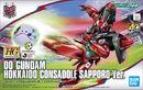 HG00 00 Gundam HOKKAIDO CONSADOLE SAPPORO Ver