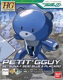 HGPG Petitgguy Setsuna F Seiei blue