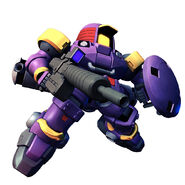 SD Gundam G Generation Cross Rays Leo 2