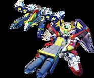 SD Gundam G Generation Cross Rays Wing Gundam Zero