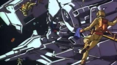063 RX-78GP03 Gundam GP03 Dendrobium (from Mobile Suit Gundam 0083)