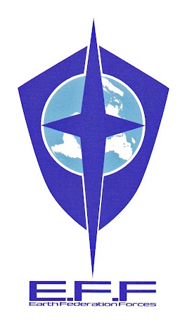 Emblem of the Earth Federation Forces:150