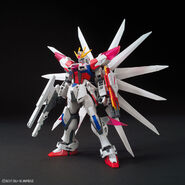 GAT-X105B-GC Build Strike Galaxy Cosmos (Gunpla) (Front)