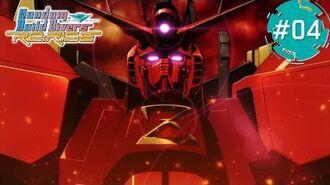 Gundam Build Divers Re RISE – 4 Wounded Wings (EN,HK,TW,KR,TH,FR,IT sub)