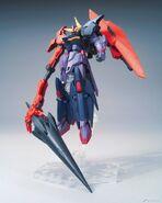Gundam Seltsam (Gunpla) (Action Pose 2)