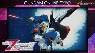 MOBILE SUIT Z GUNDAM A New Translation Love is the Pulse of the Stars