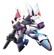 SD Gundam G Generation Crossrays Taurus