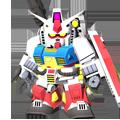 Unit a perfect gundam