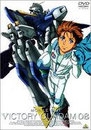 Victory Gundam DVD 08