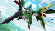 XXXG-01Wfl Gundam Fenice Liberta (GM's Counterattack) 02