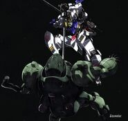 ASW-G-08 Gundam Barbatos (4th Form) (Episode 11) 02