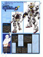 GPB-X80D Beginning D Gundam - Design