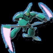 Gundam Diorama Front 3rd ZM-D11S Abigor