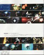 Gundam Evolve Material 70