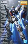 MG Gundam F90
