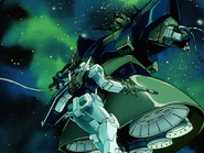 Mobile Suit Gundam Journey to Jaburo PS2 Cutscene 096 Gundam v Zeong