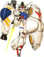 RX-78GP02A - Gundam (Physalis) - MS Girl