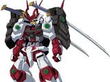 侍ノ弐 Sengoku Astray Gundam