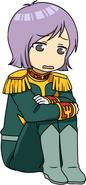 Gundam-san Character 12