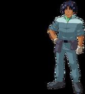 Gundam info Character Sheet Kojiro Murdoch