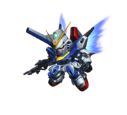 Super Gundam Royale V2 Gundam Buster