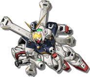 Super Robot Wars V Crossbone Gundam