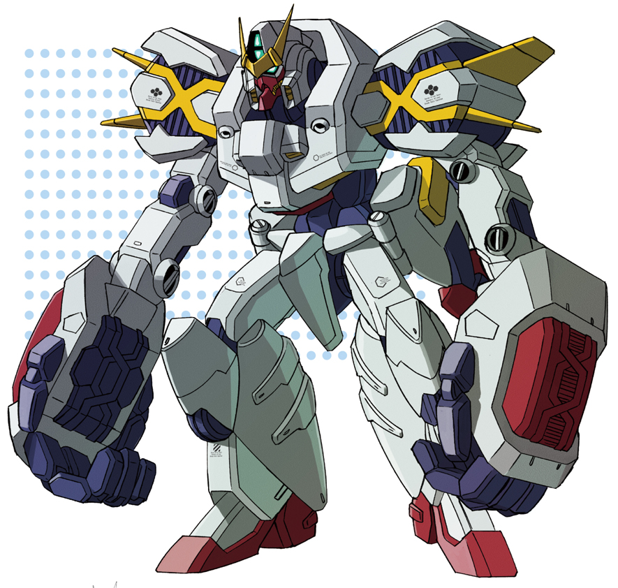 Image - Xxm-hos000g-brutal.jpg | The Gundam Wiki | FANDOM ...