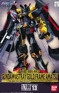 1-100 Gundam Astray Gold Frame Amatsu