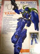 Blue Destiny Girl