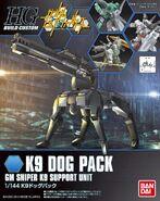 HG K9 Dog Pack