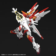 M91 Gundam M91 (Gunpla) (Action Pose 2)