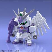SG ν Gundam Second (Minipla)