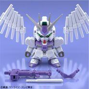 SG ν Gundam Second (Minipla) 01