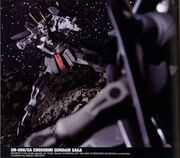 Cherudim Gundam SAGA - Story Photo