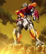 SB-011 Star Burning Gundam (GM's Counterattack) 11