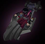 Destiny pilot seat