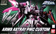 Hg seed-56 leons's arms astray pmc custom