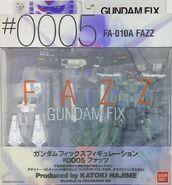 GFF 0005 FAZZ box-front
