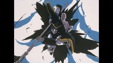 The Gundam Deathscythe