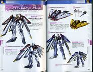 Phoenix Gundam book scan