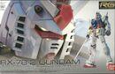 RG RX-78-2 Gundam Clear Mechanical Ver
