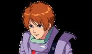 SD Gundam G Generation Genesis Character Face Portrait 0377