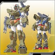 Full Armor 0 Gundam