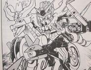 Gundam Boy 08