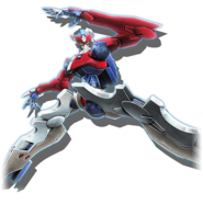 Gundam Diorama Front 3rd CAMS-05 Mack Knife